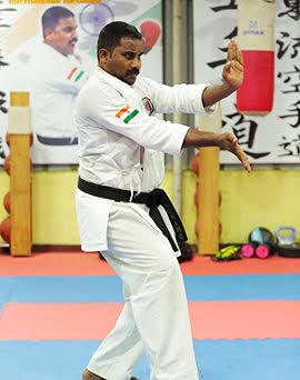 Sensei. E.Karthikeyan